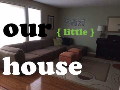 Minimalist family of 4 house tour youtube for Minimalist home tour