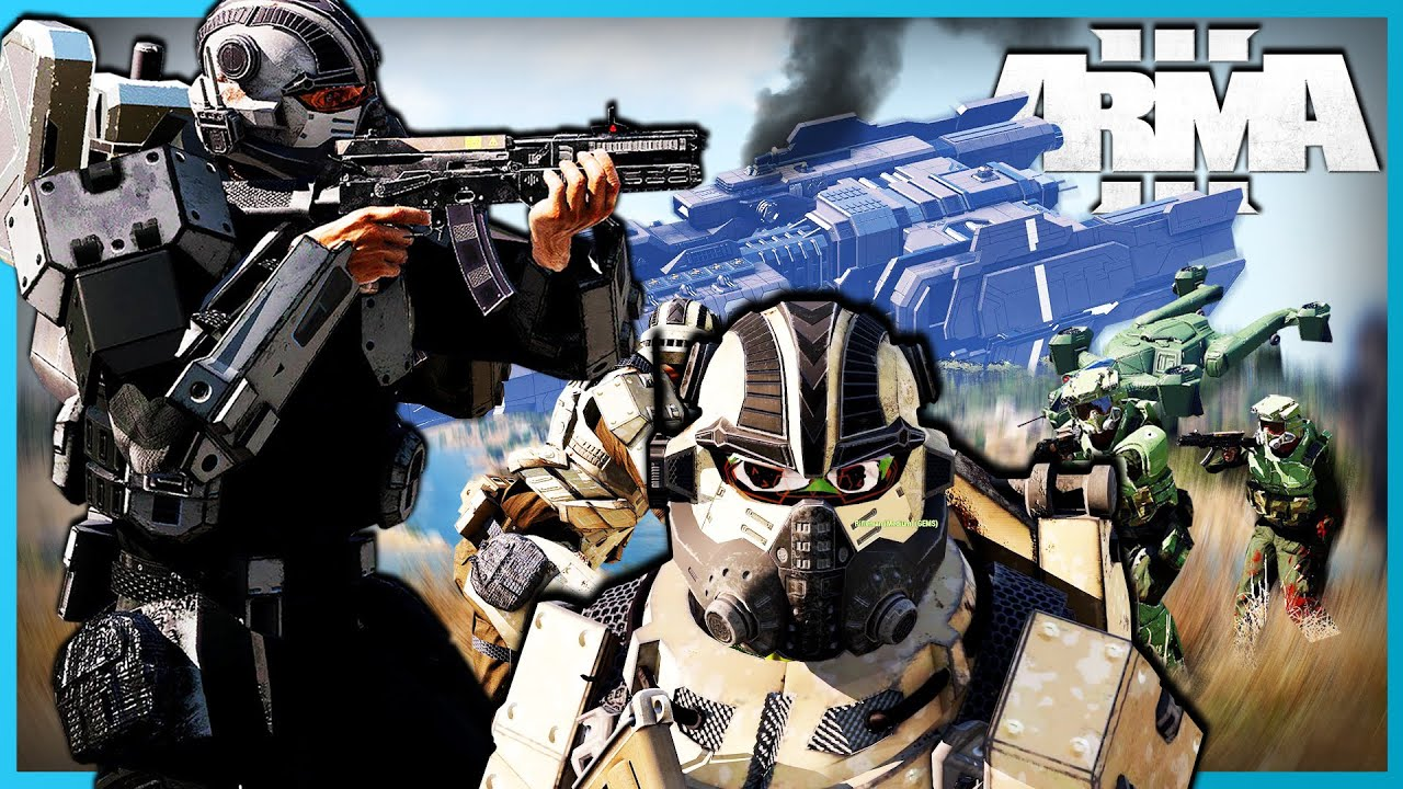 Accidentally Shooting Down Our Own Ship | Arma 3 Scion Conflict