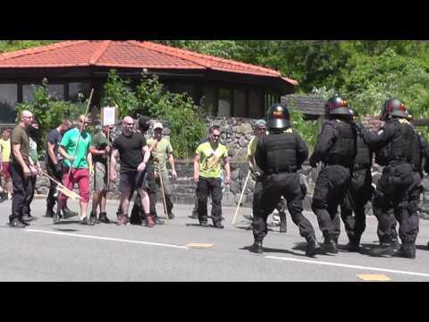 Den Policie 2016 Ostrava - Ukázka SPJ