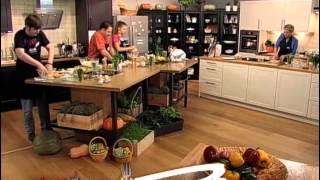 Кулинарные курсы с Юлией Высоцкой - Сезон 2 Выпуск 15