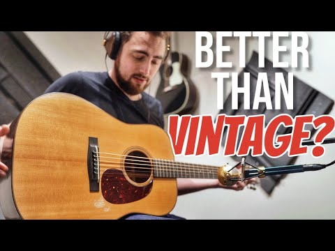 Finding The PERFECT Acoustic Guitar   This One Blew Me Away