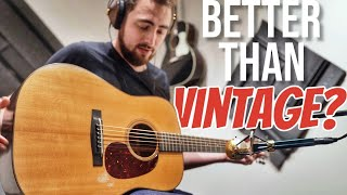 Finding The PERFECT Acoustic Guitar | This One Blew Me Away