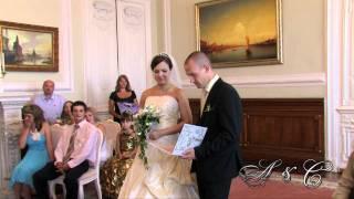 Свадьба: Регистрация, Дворец Бракосочетания №1 (СПб)