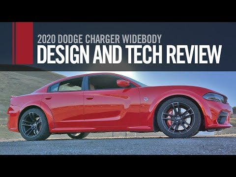 2020 Dodge Charger Widebody Design And Tech Review