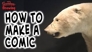 How to make a Comic