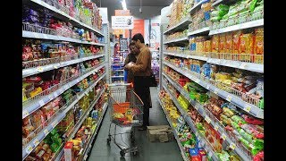 INDIAN MONTHLY GROCERY SHOPPING VLOG | Reliance Fresh | SuperBeautyDezires