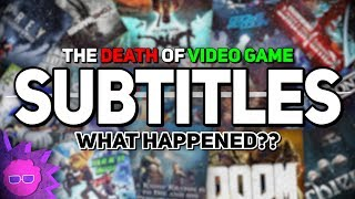 The Confusing Death of Video Game Titles