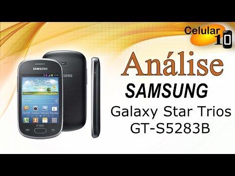 Análise: Samsung Galaxy Star Trios GT-S5283B (celular10)