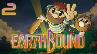 EarthBound | Let's Play Ep. 2 | Super Beard Bros.