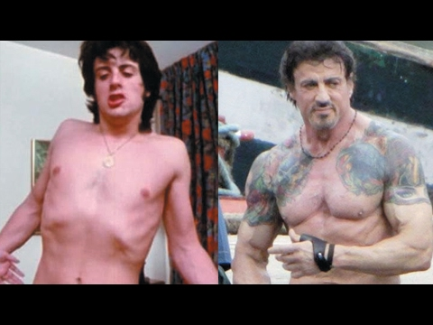 Arnold Schwarzenegger & Sylvester Stallone - Age Doesn ...