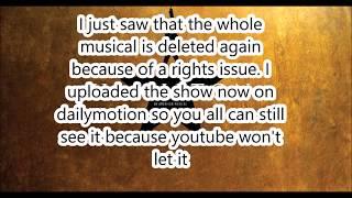 full show hamilton musical