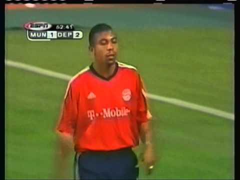 2002 September 18 Bayern Munich Germany 2 Deportivo La Coruna Spain 3 Champions League