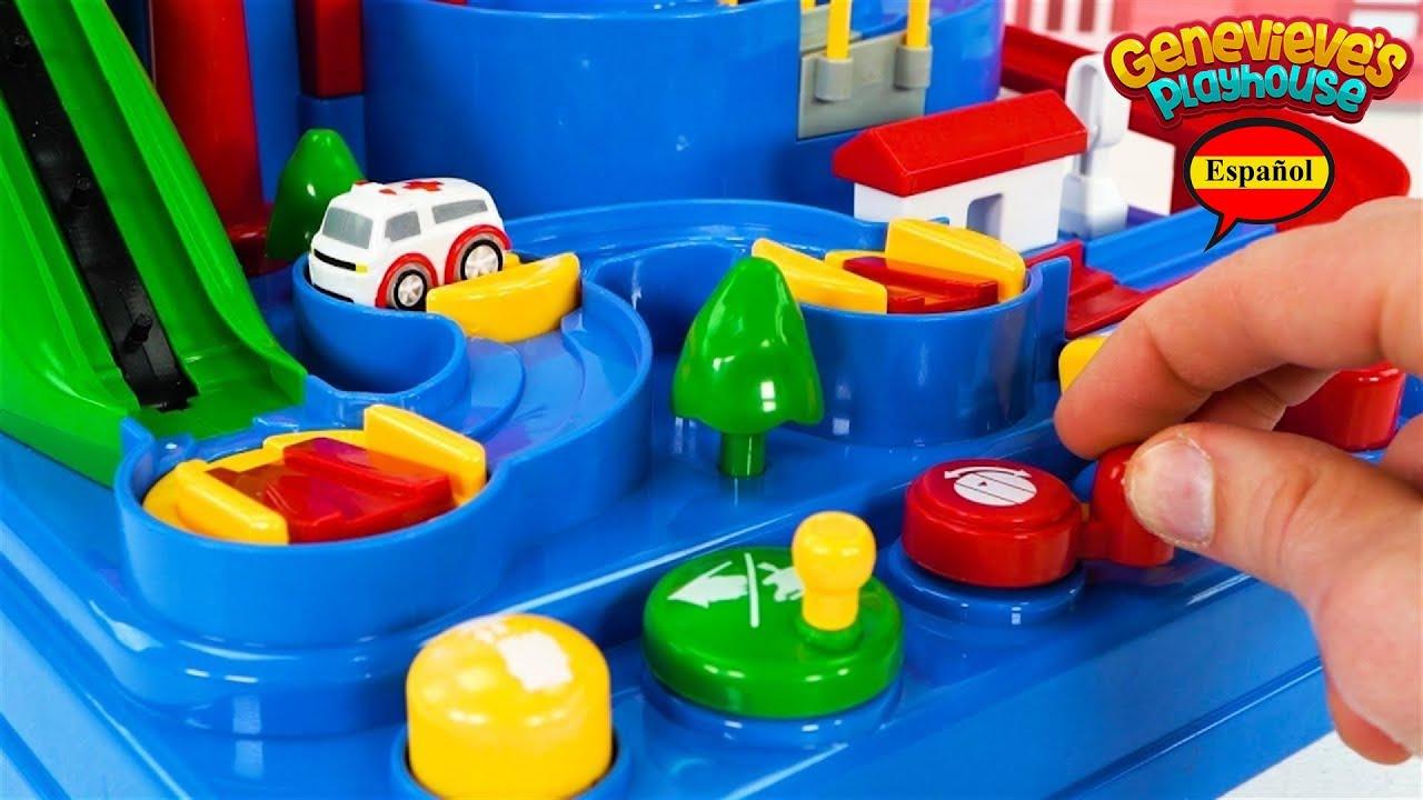 Download Aprende los Colores Video de Juguete Para Niños - Rompecabezas de Coches de Juguete