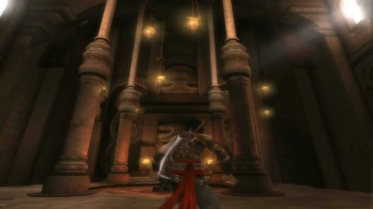 Prince of Persia : Warrior Within How to Get Secret Weapon Hockey Stick
