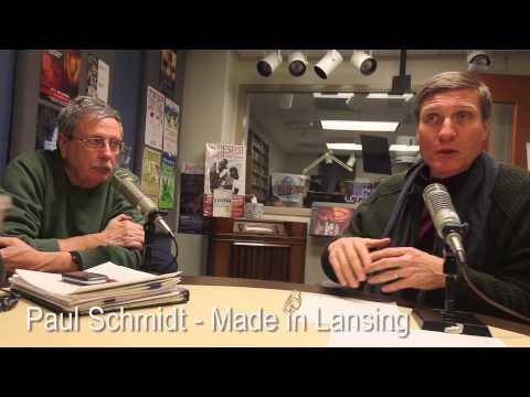 Eric Schertzing on Lansing Online News Radio