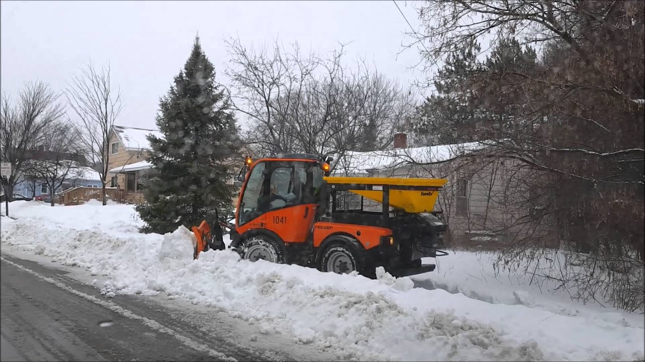 Show Me A Picture Of A Bobcat >> Wausau Sidewalk Snow Removal Gadgets (holder tractor ...