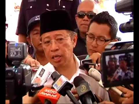 Ketua Menteri Sarawak berterima kasih kepada Anwar