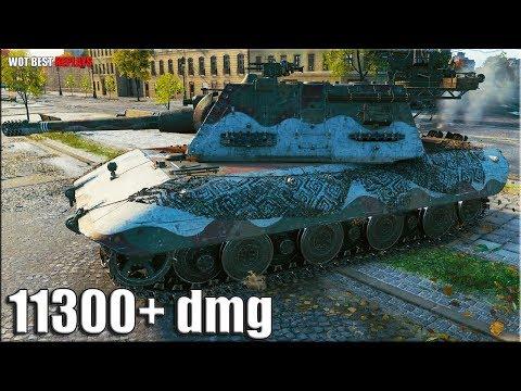 ТОП статист Iiquidator на E 100 ✳️ World of Tanks лучший бой