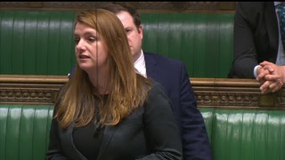 Theresa May's Syria strikes statement to Commons - watch live thumbnail