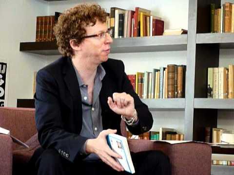 Arnon Grunberg interviewt Stine Jensen op ISVW