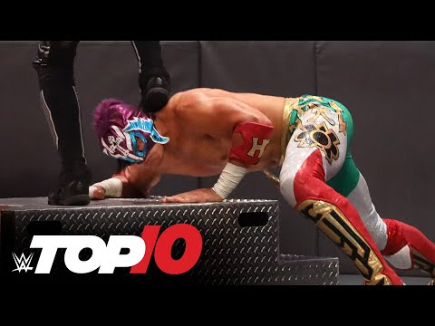 Top 10 Raw moments: WWE Top 10, June 29, 2020