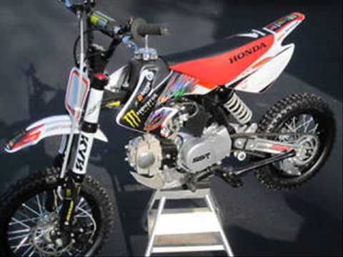 mini cross pit bike tuning 2013 youtube