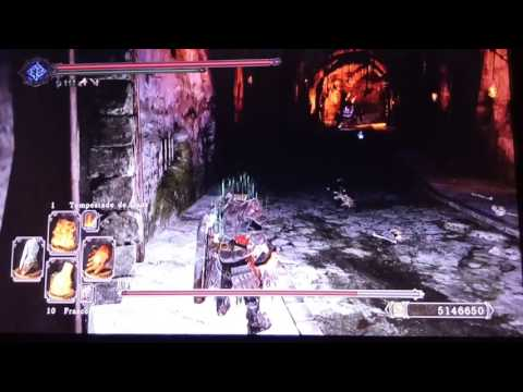 dark souls 2 biga do carrasco ng+7 solo