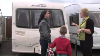 First Time Caravan Buyers