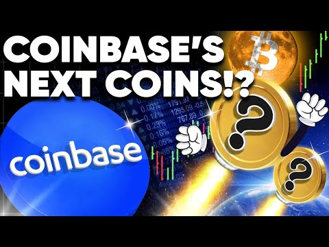 Coinbase's Next ALTCOIN Additions Arrive Very Soon!!