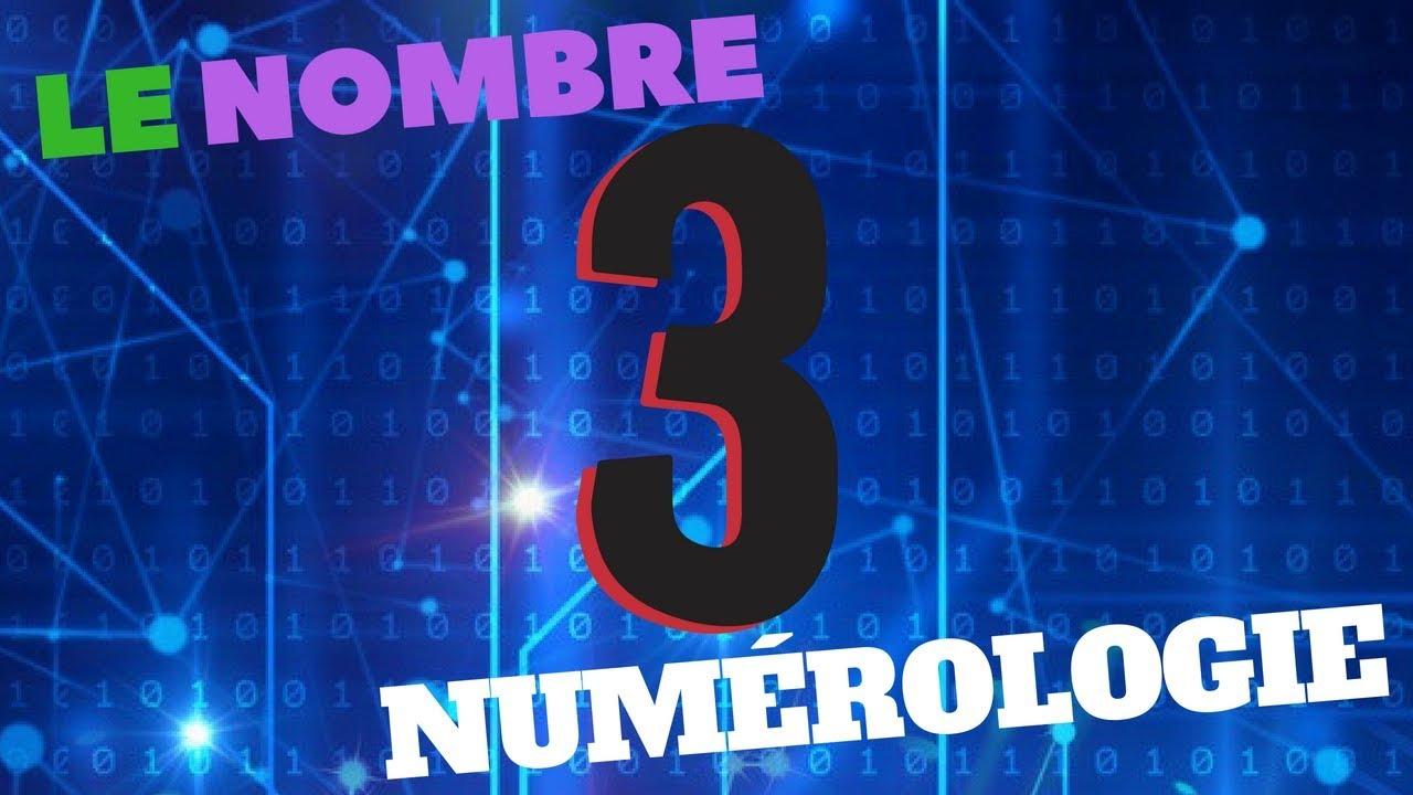 #3 LE 3 ET SES SYMBOLES [#NUMÉROLOGIE]