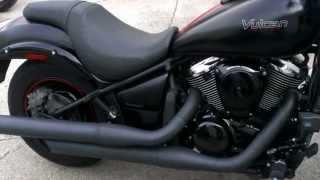 2011 Kawasaki Vulcan used motorcycle cruiser for sale