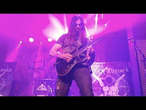 """Act of Defiance """"Overexposure"""" (HD) (HQ Audio) Live Joliet 3/15/2018"""