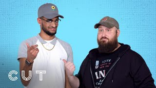 Abdul Guesses People's US Accent   Lineup   Cut