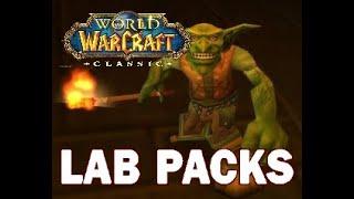 BLACKWING LAIR: Lab Packs