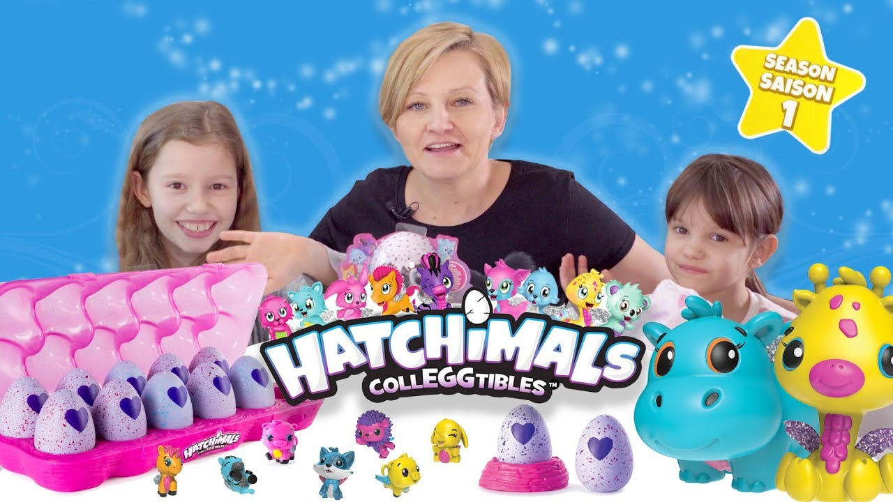 Hatchimals CollEGGtibles, Spin Master