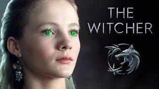 Принцесса Цирилла | Новый трейлер сериала Ведьмак от Netflix | The Witcher Netflix