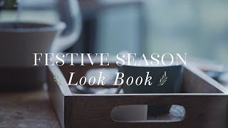 Vajor Festive Look Book