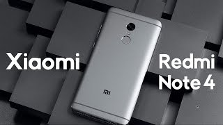 видео Xiaomi Redmi Note 4 32Gb Silver