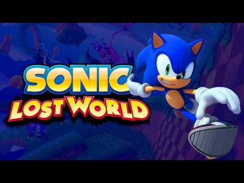 Frozen Factory (Zone 1) - Sonic Lost World [OST]