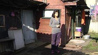 У Коломиї мати-одиначка з чотирма дітьми живе в стайні