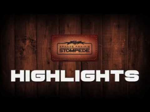 Grande Prairie Stompede 2018 | Rodeo Highlights