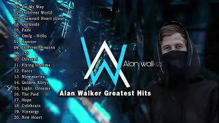 1+ HOURs Alan Walker Greatest Hits Spotify Full Album || Best Of Alan Walker 2019!!!
