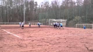 TSV Donnerberg Tor Daniel Hoven