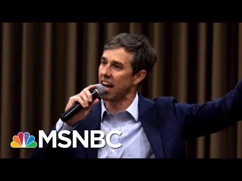 The Beto O'Rourke Breakthrough | Deadline | MSNBC