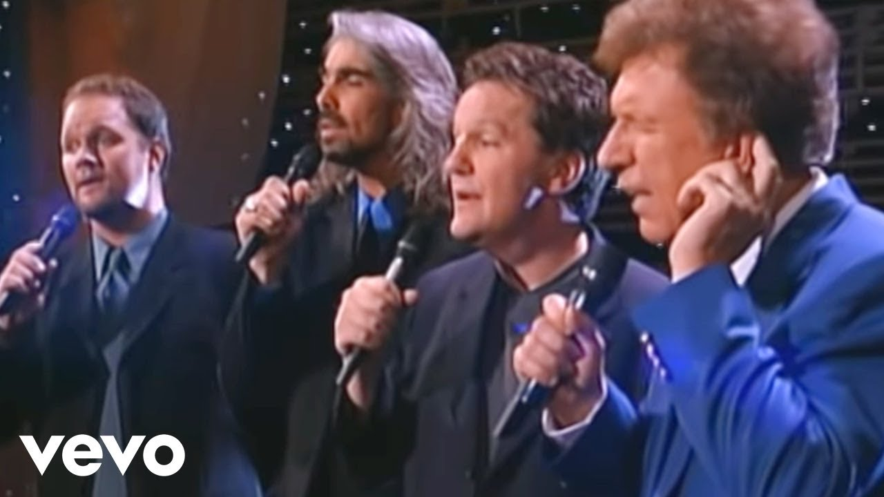 Gaither Vocal Band - Jesus On the Mainline [Live]