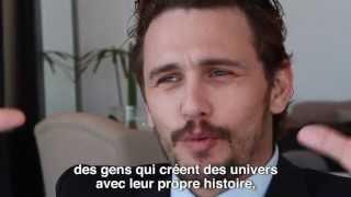 James Franco, caught by Faulkner (Cannes Film Festival 2013)