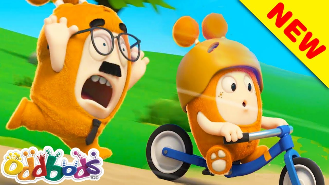 Funny Cartoon Videos for Kids   Father And Son Fun Time   NEW Epsiode by Oddbods