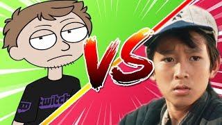DOUBLEJ VS. MYTHYMOO ROUND 2 - THE REDEMPTION!