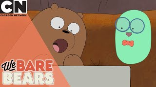We Bare Bears | Shmorby Can Do It All! | Cartoon Network UK