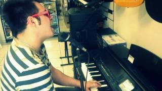 Vinny Lacerda - piano bar - Lanterna dos afogados e Vem pra cá